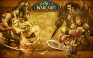 Wrath of the Lich King 3.3 Eastern Kingdoms loading screen