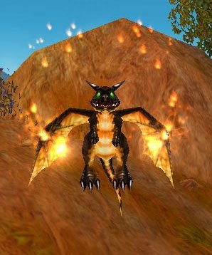 Black Dragon Whelp