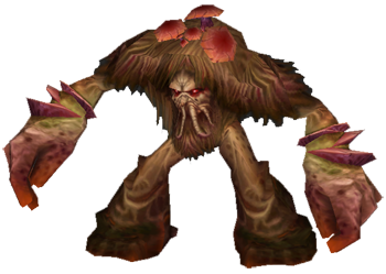 Fungal monster