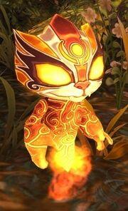 Pandaren Fire Spirit