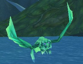 Emerald Skytalon