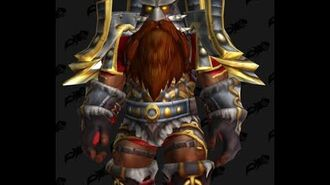 Giantstalker Armor - Hunter T1 Tier 1 - World of Warcraft Classic Vanilla