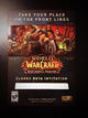 PAX East Warlords Closed Beta invite card