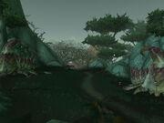Razorthorn Shelf