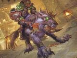 Wolf mounts