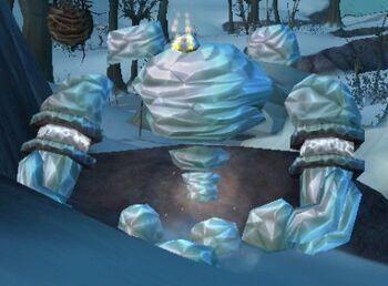 Crystalline Ice Elemental