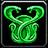 Inv bijou green