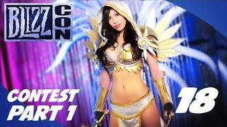 BLIZZCON 2016 Hot & sexy Costum CONTEST Part 1