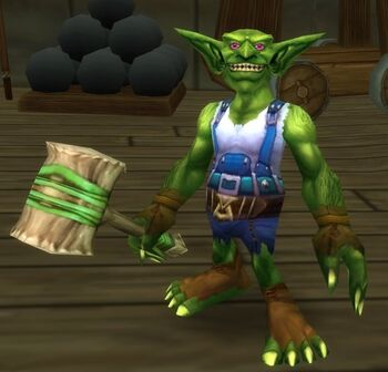 Goblin Shipbuilder