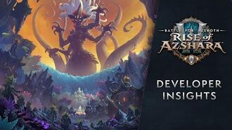 Rise of Azshara Arrives June 25 and Dev Insights w Ion Hazzikostas