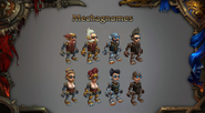 World of Warcraft Mechagnomes aka Junker gnomes - Mechagon - Blizzcon 2018