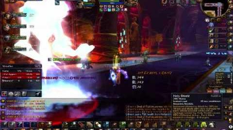 Paladin Tanking Heroic Magisters' Terrace - World of Warcraft