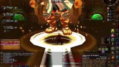 Paladin Tanking Ulduar Halls of Lightning - World of Warcraft