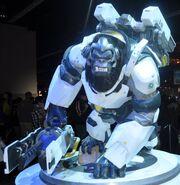 BC2015 - Statue - Winston