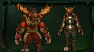 BlizzCon Legion High Mountain Tauren