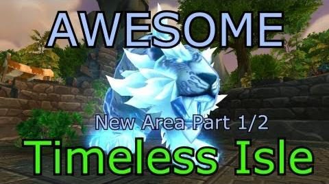 Complete Tour of The New Timeless Isle Area WoW MoP How To Guides (Part One)