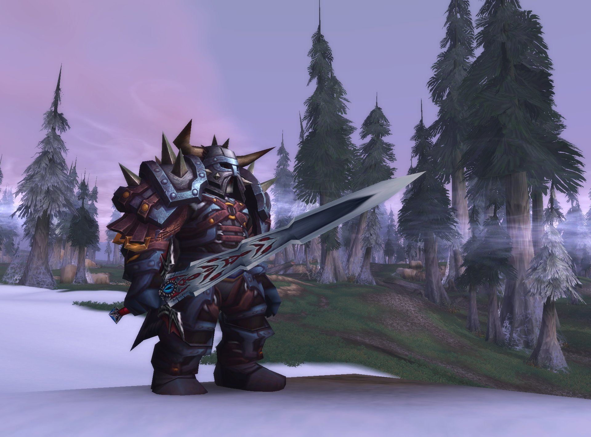 Wow death knight
