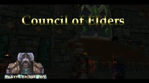 Eonar-MoP Blackhand Throne of Thunder Council of Elders 10 hm -DISC Priest PoV-