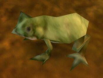 Flik's Frog