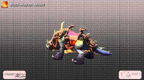 Mists of Pandaria Mounts Part II