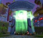 Portal at Dawning Square