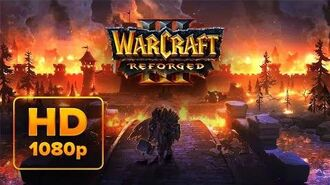 WarCraft III Reforged Cinematic Trailer