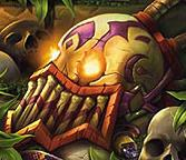 Amani Mask of Death TCG