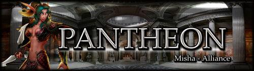 Pantheon Logo New