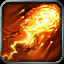 Spell fire fireball02