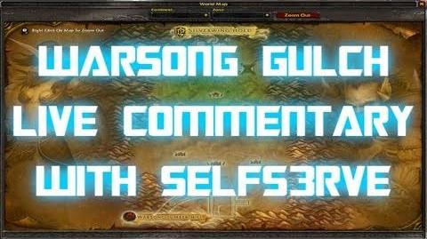 WoW Cataclysm Warsong Gulch Live Commentary w Selfs3rve 85 Rogue PvP