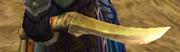 Hook Dagger