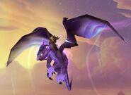 Violet Netherwing Drake