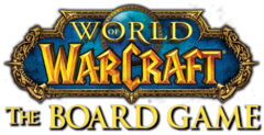 WoW The BOARD GAME custom logo