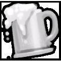Frothy mug