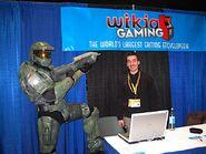 Kirk SXSW MasterChief