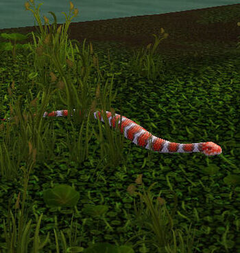 Marsh Serpent