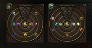 Heart of Azeroth interface 2