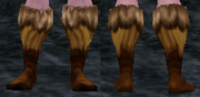 Pagan Shoes, Stone Background, NE Female