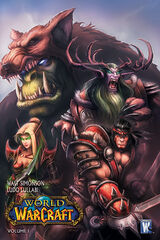 World of Warcraft: The Comic