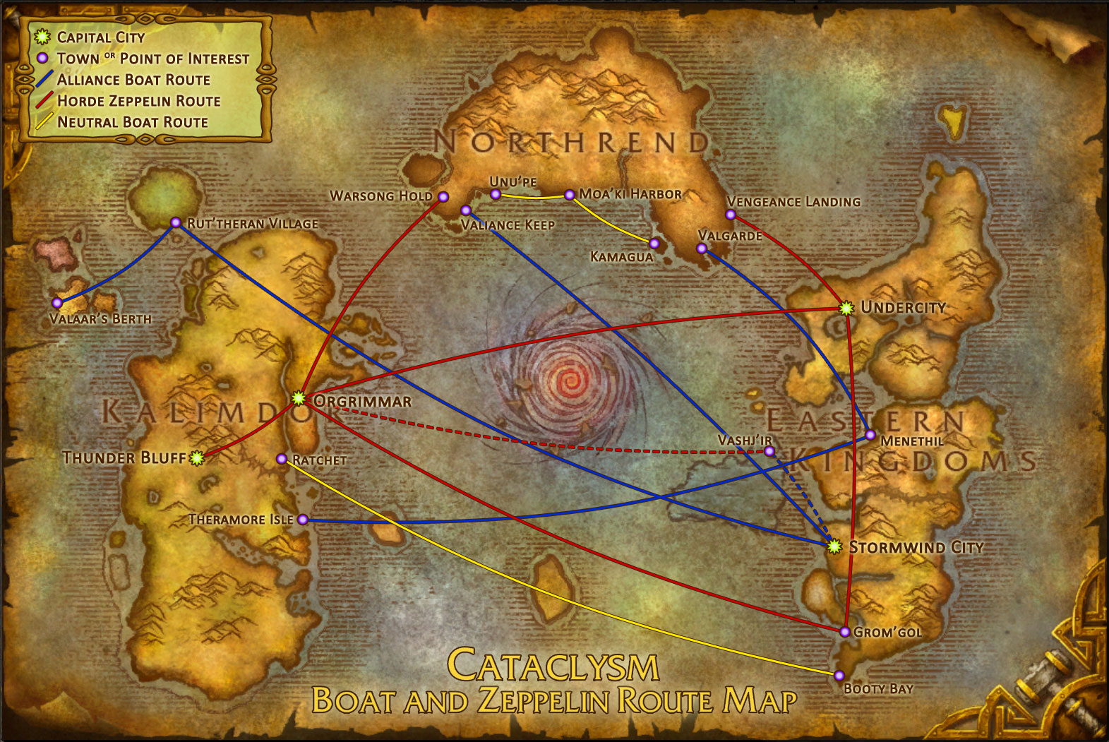Image world of warcraft cataclysm boat zeppelin route mapg world of warcraft cataclysm boat zeppelin route mapg gumiabroncs Choice Image