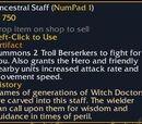 Ancestral Staff