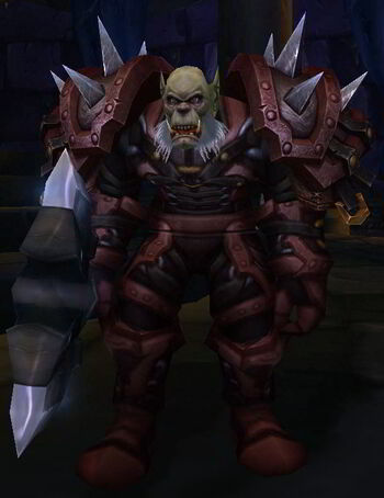 Captain Bragor Bloodfist