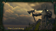 BlizzCon Legion - Stormheim - The God King