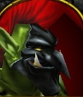 Dark Troll Enlisted face