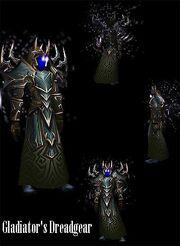 Gladiator's Dreadgear Blood Elf Male