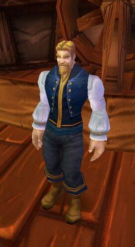 Navigator Rian Trost
