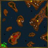 Warcraft II Tides of Darkness - Humans Mission 05