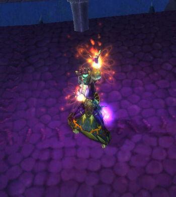 Corrupted Elementalist