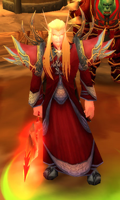 Magister Bloodhawk