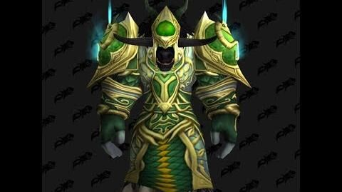 Dreamwalker Raiment - Druid T3 Tier 3 - World of Warcraft Classic Vanilla